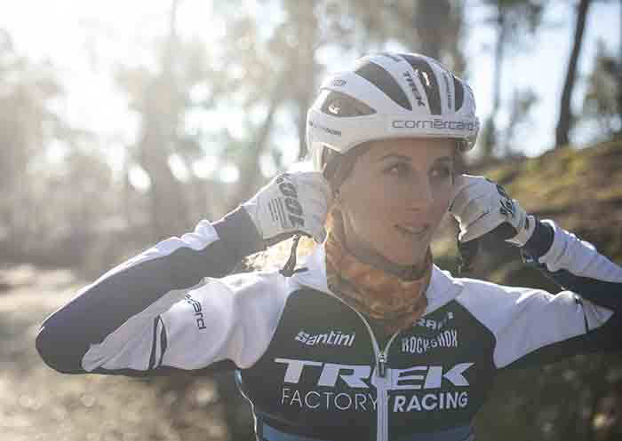 Buff y Jolanda Neff presentan un documental sobre la vida de la ciclista