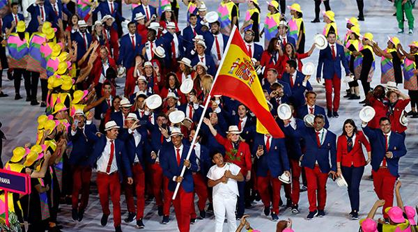 Joma firma su tercera olimpiada con el COE
