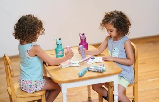 Klean Kanteen lanza una línea de botellas específica para niños