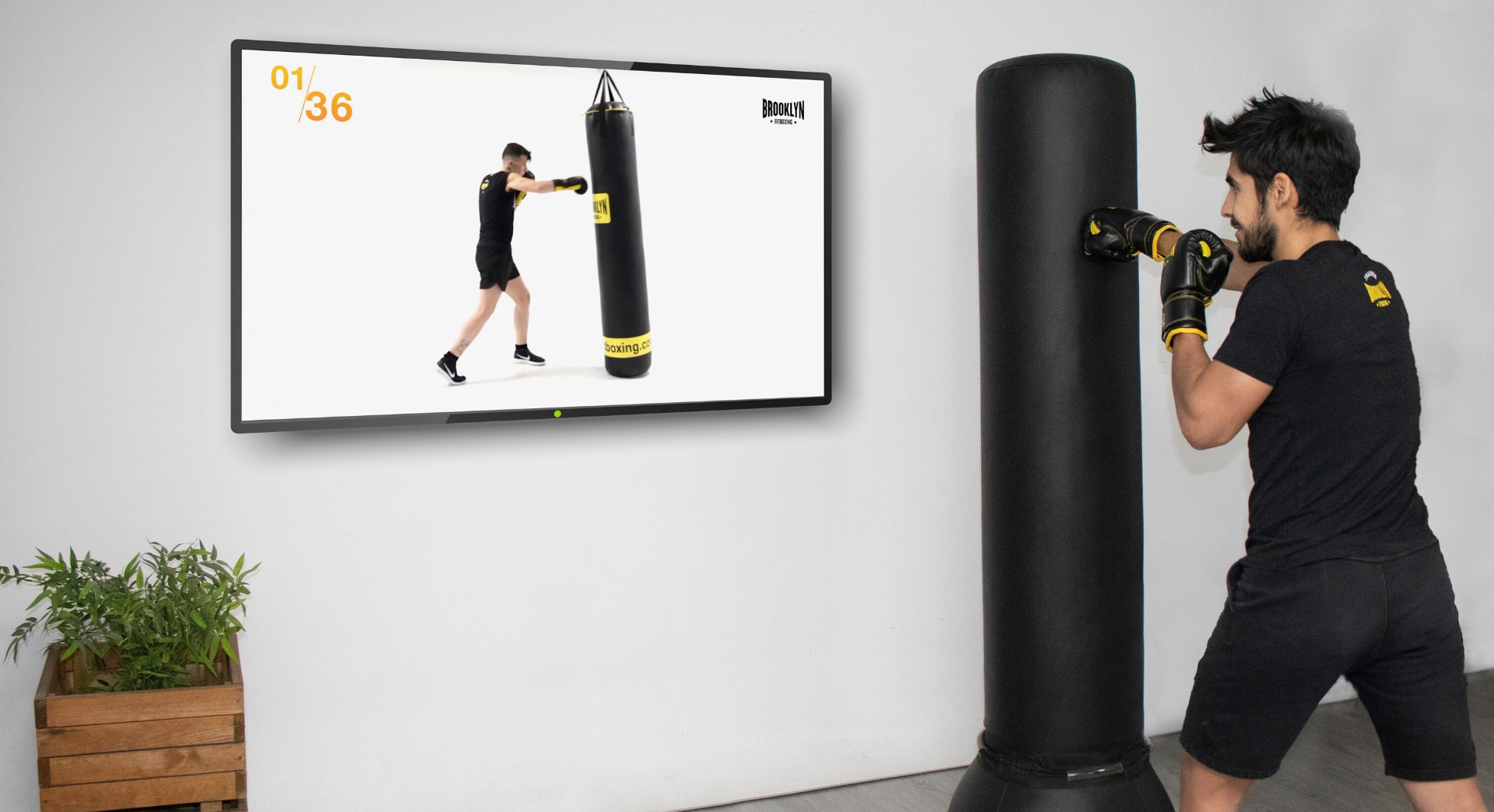 Nace Brooklyn Fitboxing Home