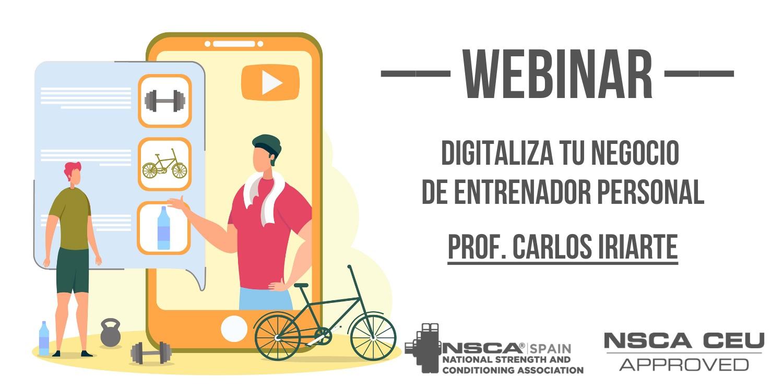 NSCA Spain reúne a más de 1.200 entrenadores en un webinar