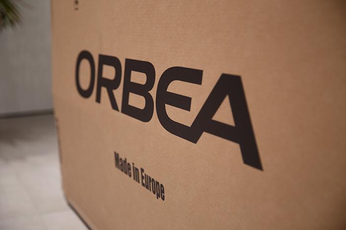 Orbea inicia la entrega de bicicletas a domicilio