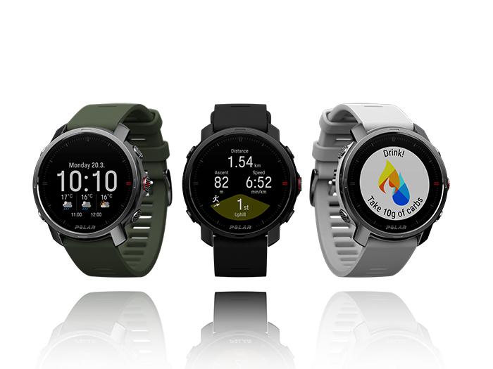 Polar lanza su nuevo reloj outdoor multideporte Polar Grit X
