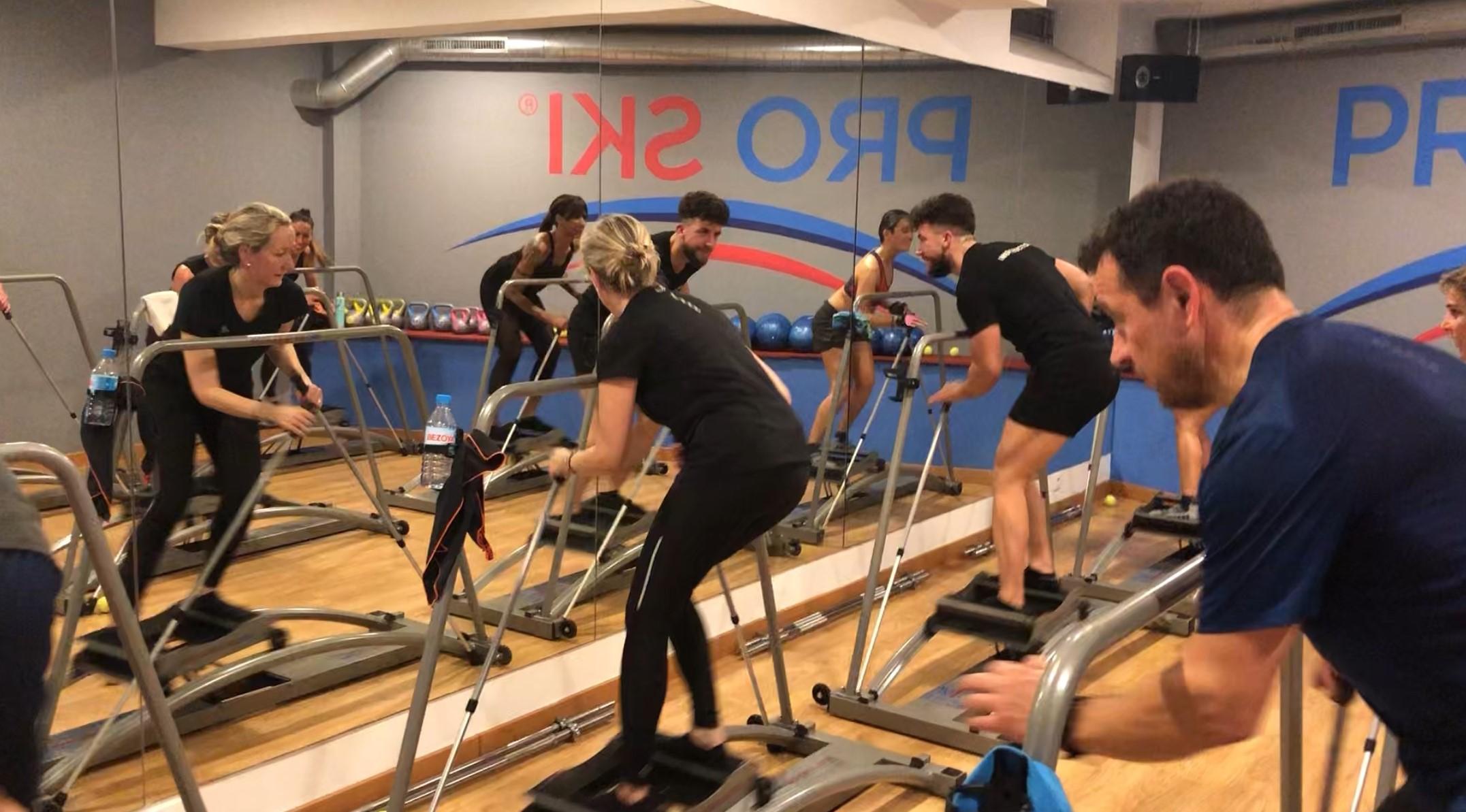 PRO SKI, un aliado para motivar el regreso de los clientes al gimnasio