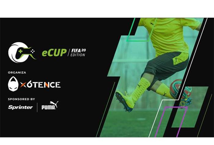 Puma y Sprinter se refuerzan en e-sports con el patrocinio de la e-cup Fifa
