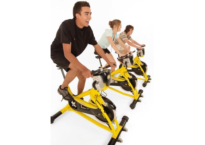 Rocfit ofrece clases de ciclo indoor online con la X-Bike