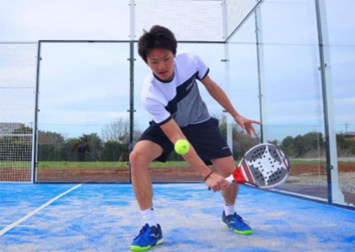 StarVie ficha al número cuatro del ránking japonés de pádel