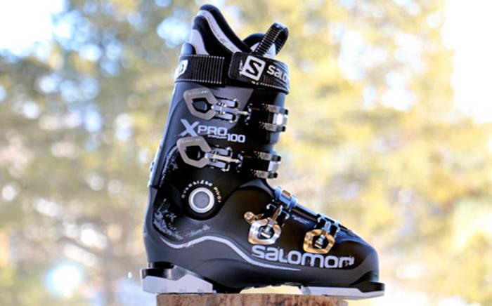 Salomon, la marca de botas de esquí más usada en cuatro estaciones