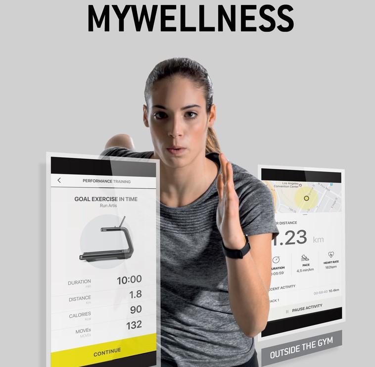 Technogym ofrece un servicio de consultoría gratuito para los gimnasios