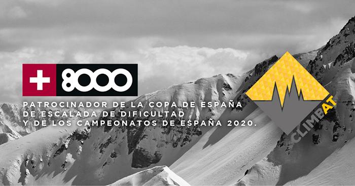 +8000 y Climbat unen fuerzas