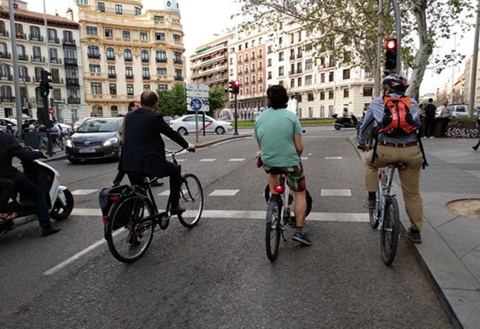 AMBE solicita al Gobierno que libere fondos para impulsar la bicicleta