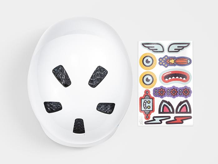 Bontrager presenta el primer casco WaveCel infantil