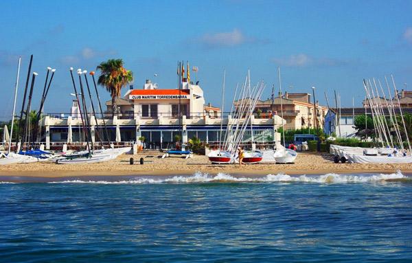 El Club Marítim Torredembarra reemprendre la actividad velística federada