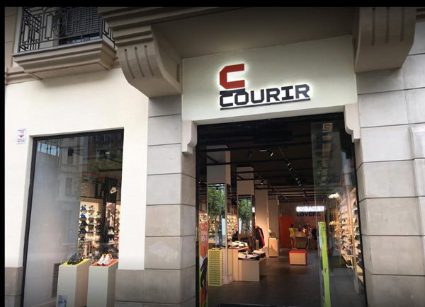 Courir reabre el 46% de sus tiendas de España
