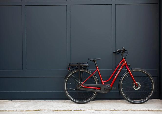 Trek presenta su última propuesta de bici eléctrica para la ciudad