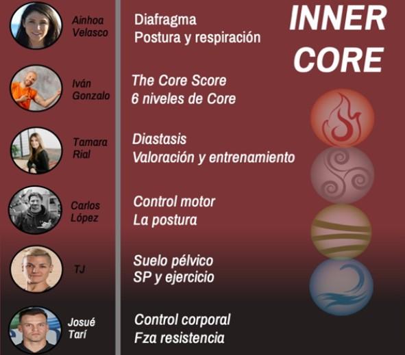 Elements organiza el curso virtual 'Inner Core'