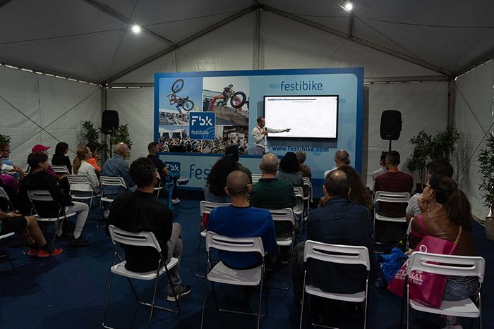 Festibike propone un área digital de exposición