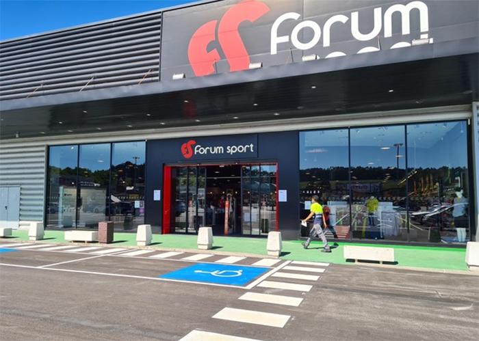 Las ventas online de Forum Sport se disparan un 435% en mayo