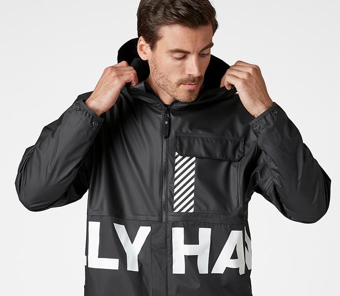Helly Hansen combina tecnología y diseño en su Active PU Jacket