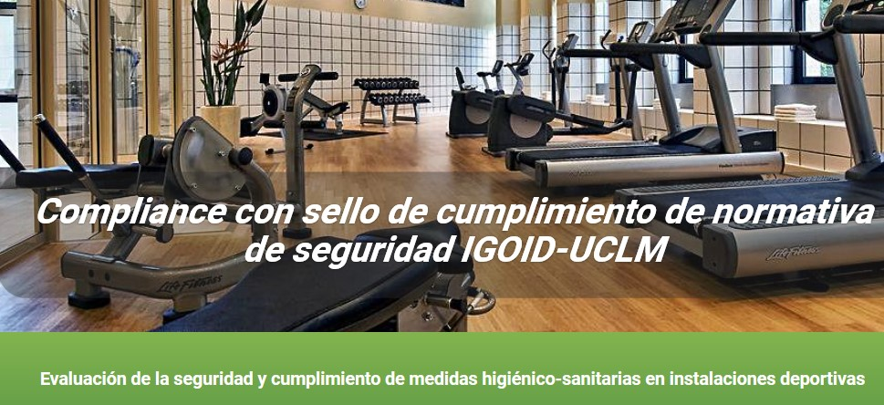 Igoid-Sportec lanza un Sello de Cumplimiento de Normativa para gimnasios