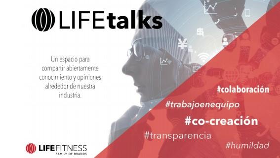 Life Fitness crea LIFETalks, un nuevo espacio para compartir conocimiento