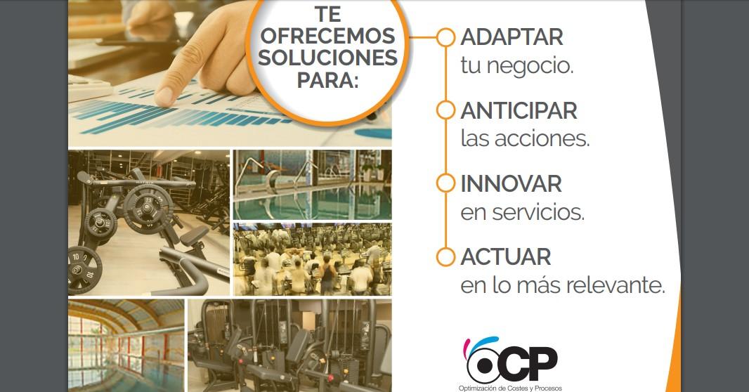 OCP diseña un Plan de Reinicio para los gimnasios