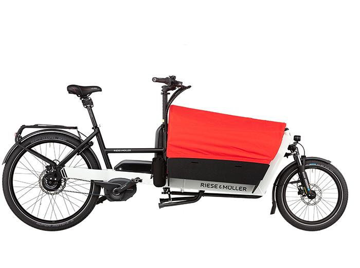 Riese & Müller pone en marcha un servicio de alquiler de e-cargo bikes
