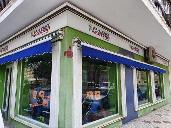 Padel Nuestro reabre el 90% de sus tiendas de España