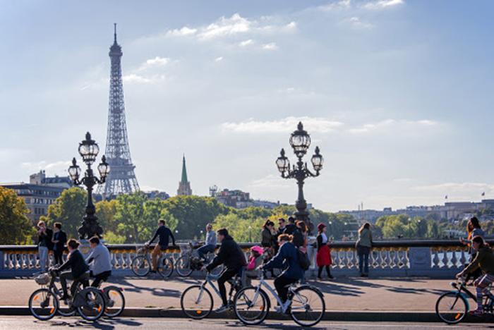 Francia destinará 20 millones de euros al impulso de la bicicleta urbana