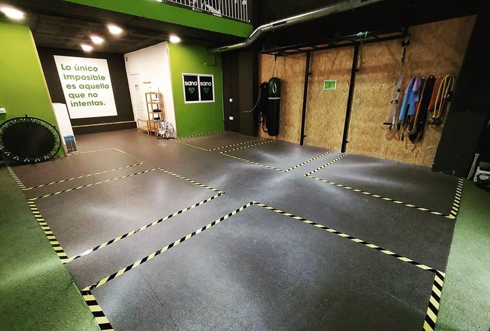 Sano Center anima a los gimnasios pequeños y medianos a franquiciarse