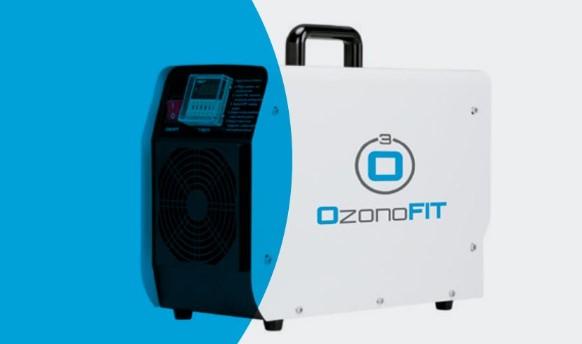 Tecnosport distribuye en España OzonoFIT, un generador portátil
