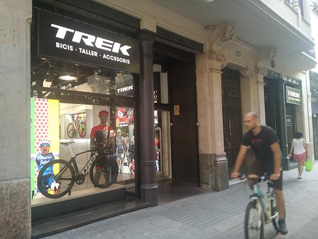 Specialized y Trek reabren sus redes de concept stores