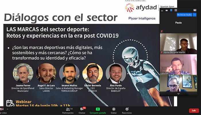 Cuestionan la preparación digital del sector deportivo ante el escenario post Covid19