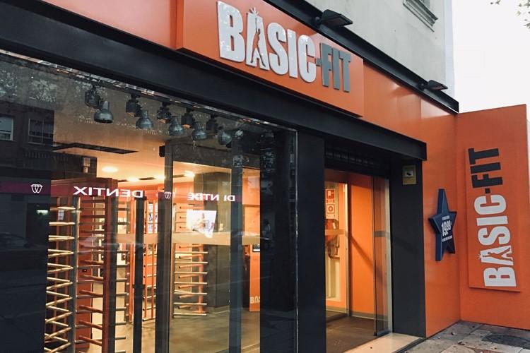 Basic-Fit reabre sus gimnasios de España y Bélgica