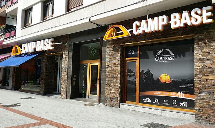Camp Base afronta fase preconcursal y recorta su red de tiendas