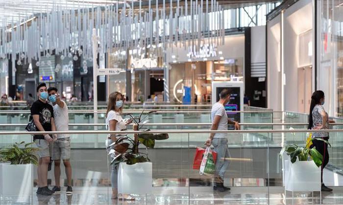 El 71% de los centros comerciales españoles ya están abiertos