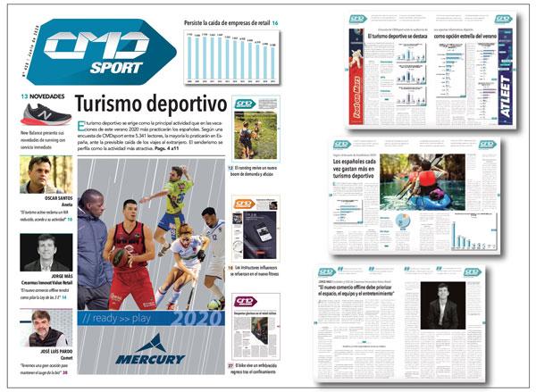 Los españoles apuestan por el turismo deportivo de proximidad