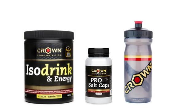 Crown Sport Nutrition lanza un nuevo programa de puntos