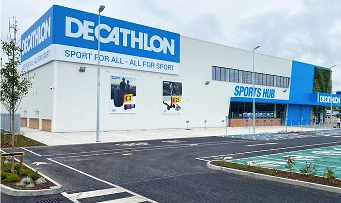 Decathlon desembarca en Irlanda