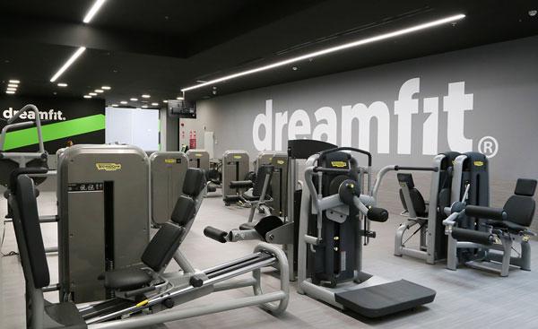 Dreamfit confía superar con su músculo financiero el 40% de pérdidas que presagia