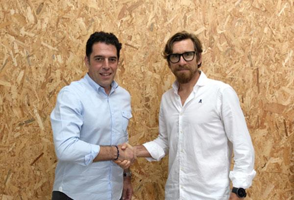 226rs ficha a Emiliano Peralta como jefe de ventas