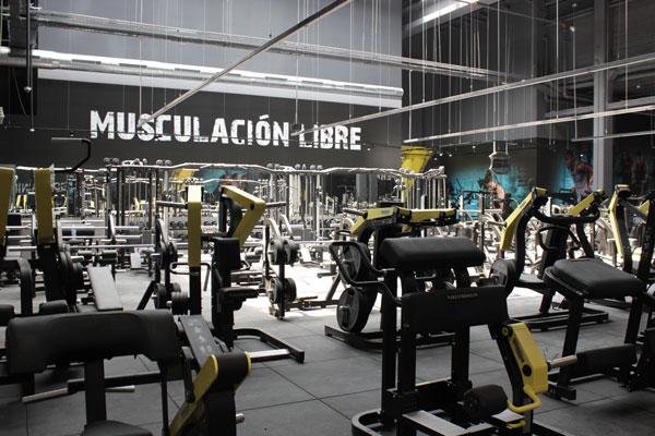 El gigante francés Fitness Park desembarca en España con un súper gimnasio