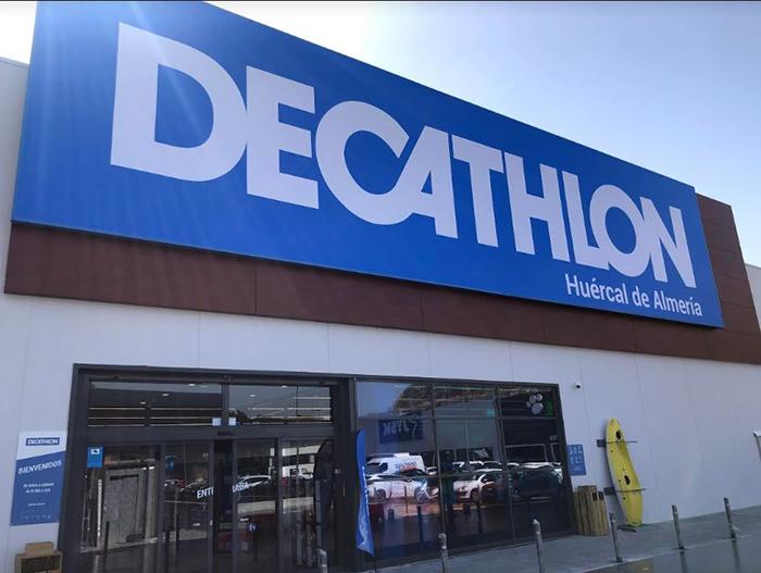 Decathlon dobla su superficie comercial en Huércal de Almería