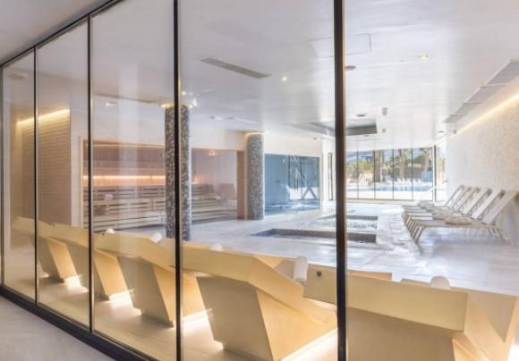 Freixanet Wellness instala la zona Wellnes del Hotel Samos