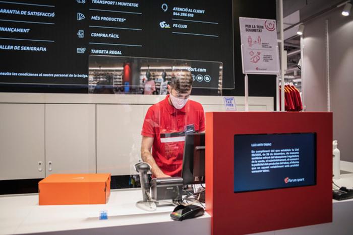 Forum Sport instaura su modelo de tienda omnicanal en Barcelona