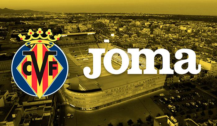 Joma renueva su acuerdo de patrocinio con el Villarreal y el Leganés