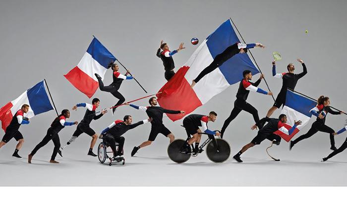 Le Coq Sportif, proveedor del equipo olímpico y paralímpico francés para París 2024