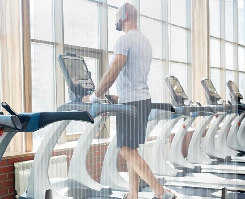 Lo próximo: mamparas para el instructor de ciclo indoor