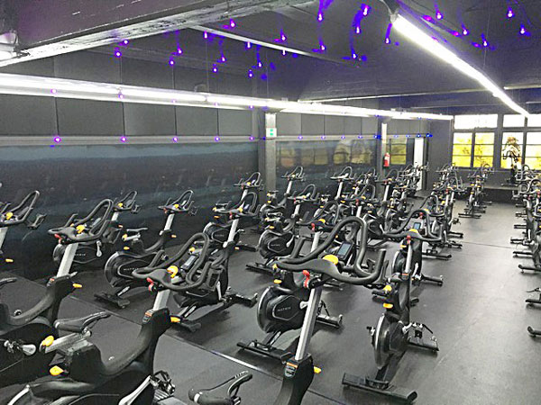 Matrix Fitness equipa el Basic Factory de Manresa