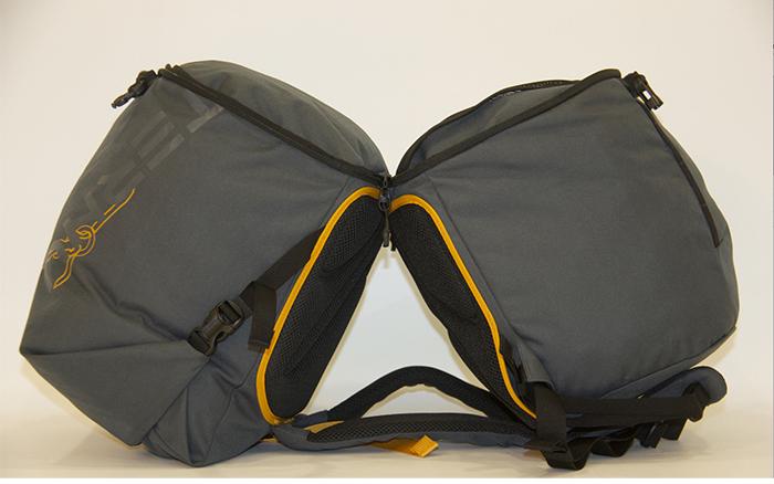 Ternua presenta su línea de mochilas sostenibles para este verano
